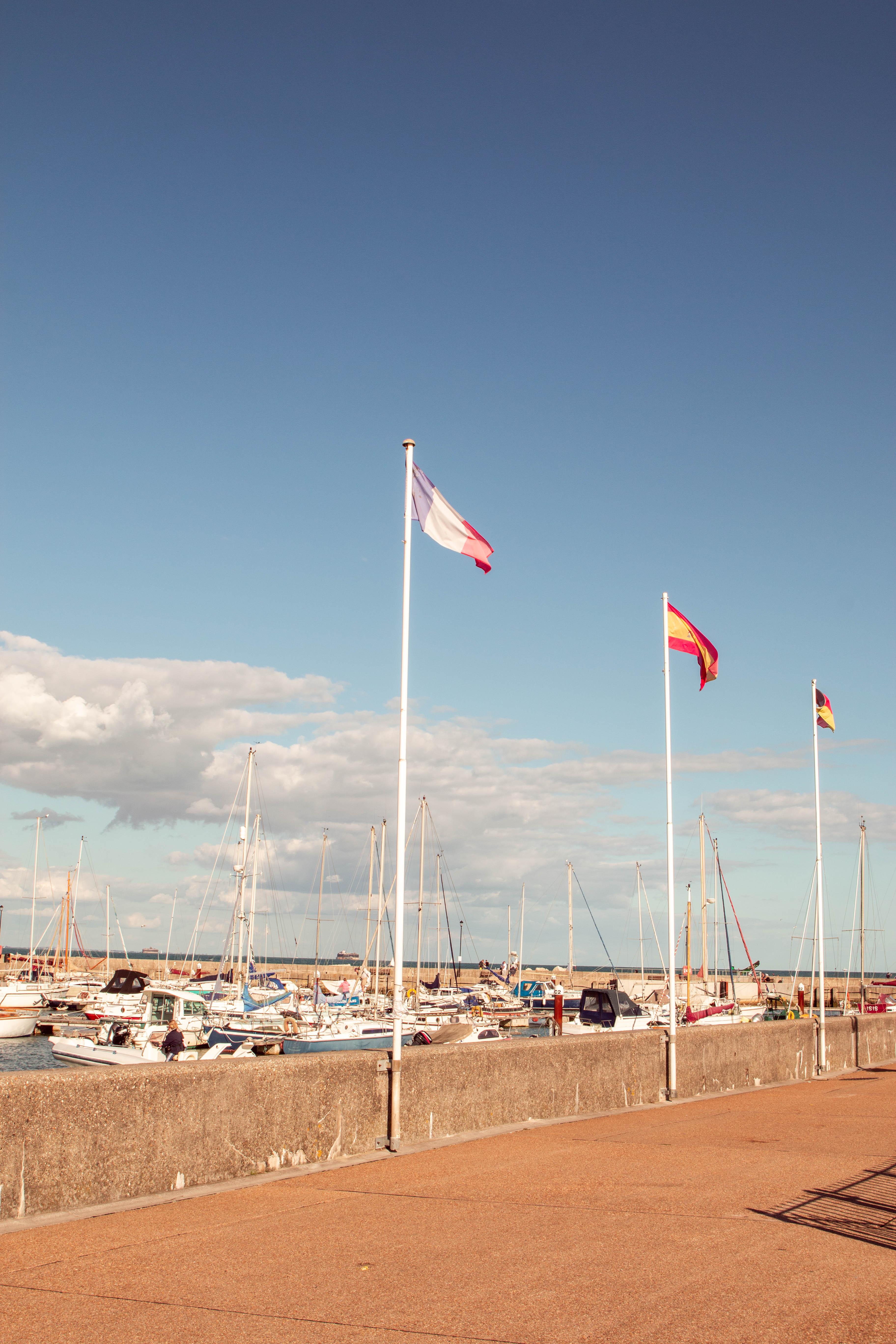 Ryde harbour