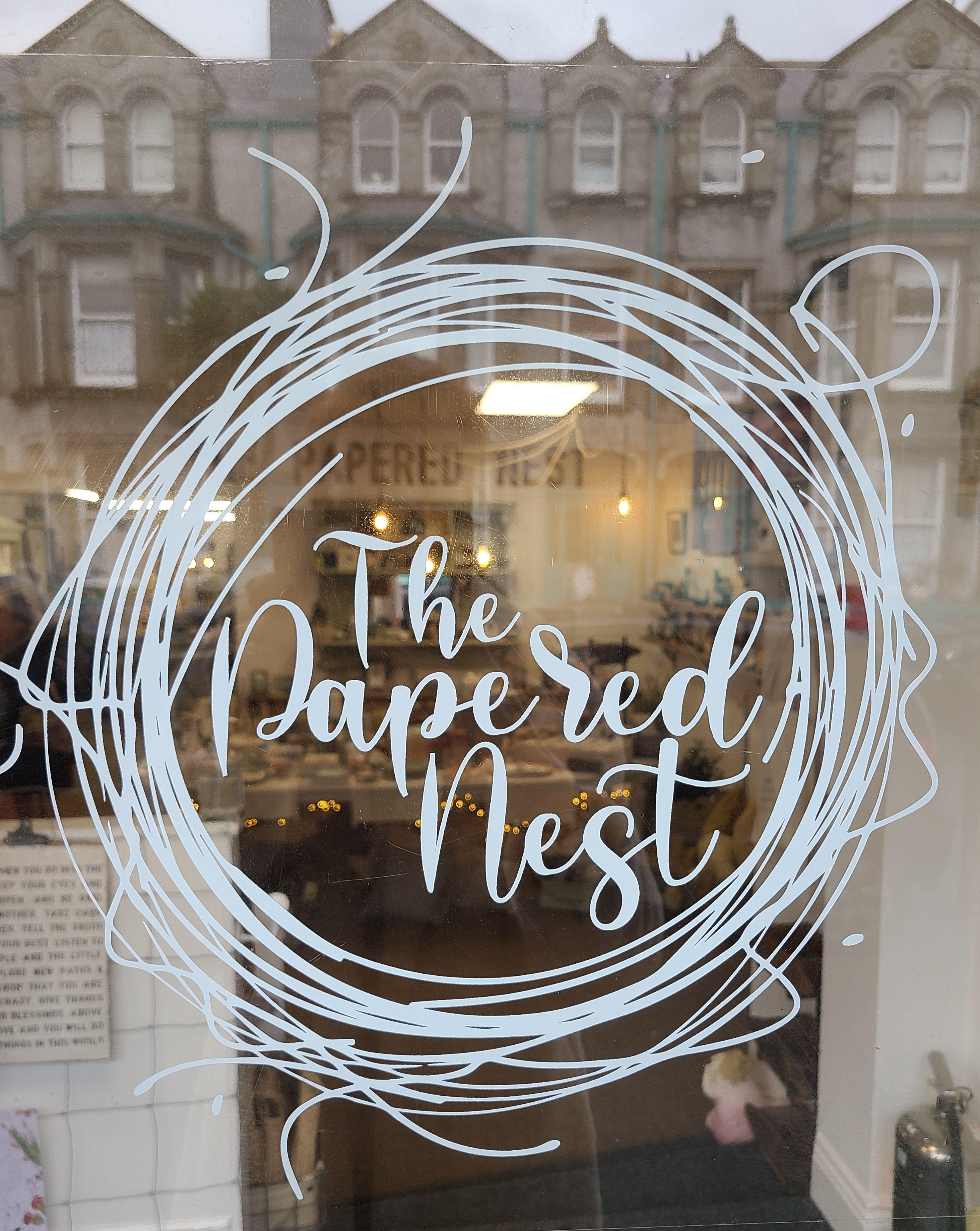 Papered Nest Port Erin