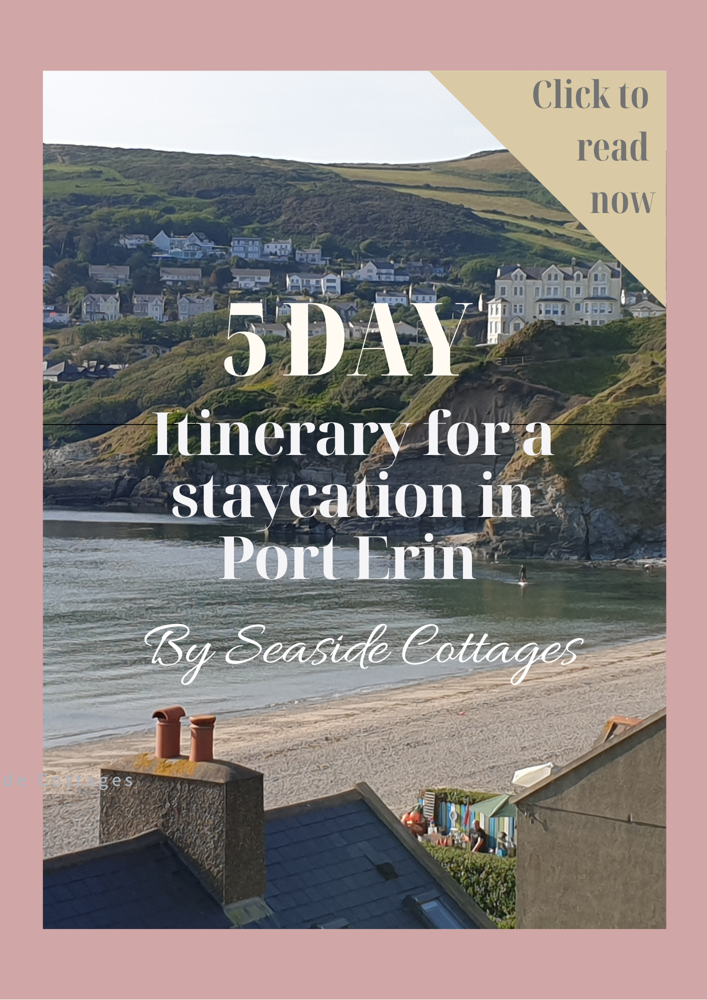 Five day itinerary for Port Erin