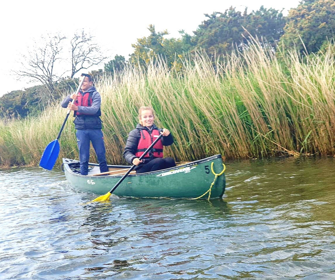 Canoeing in the Isle of Man