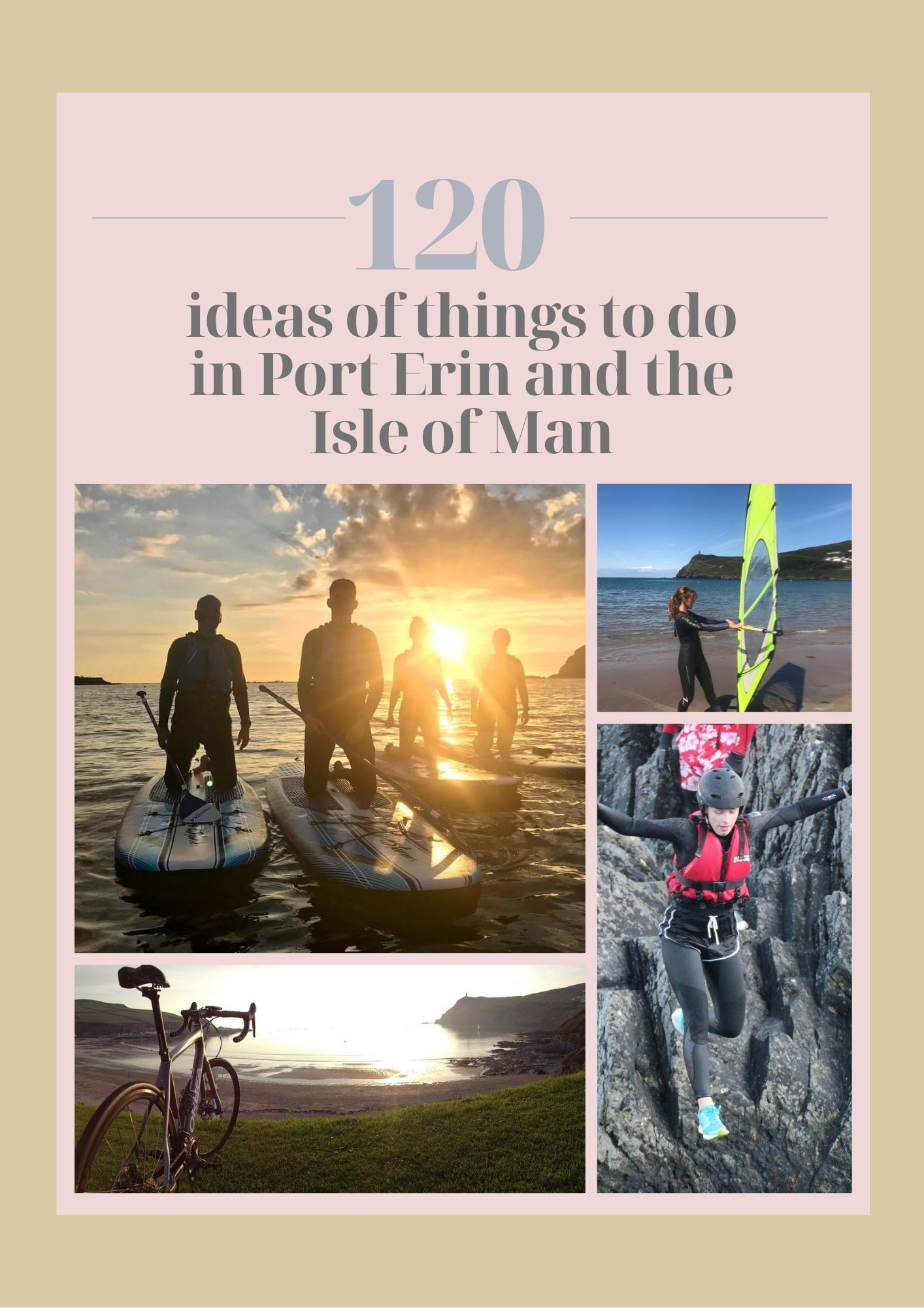 120 activities in the Isle of Man