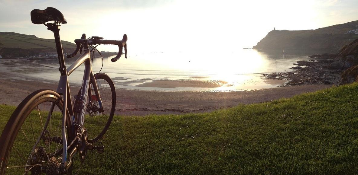 Bicyle Port Erin