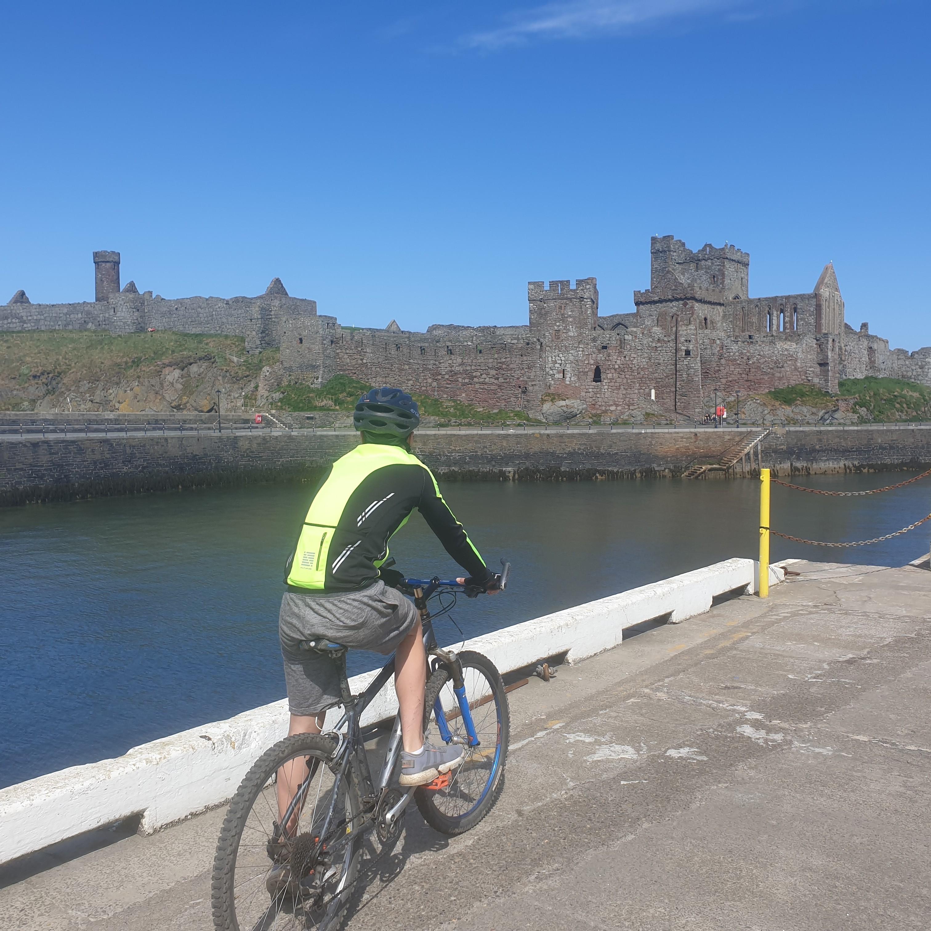 Cycling in Peel
