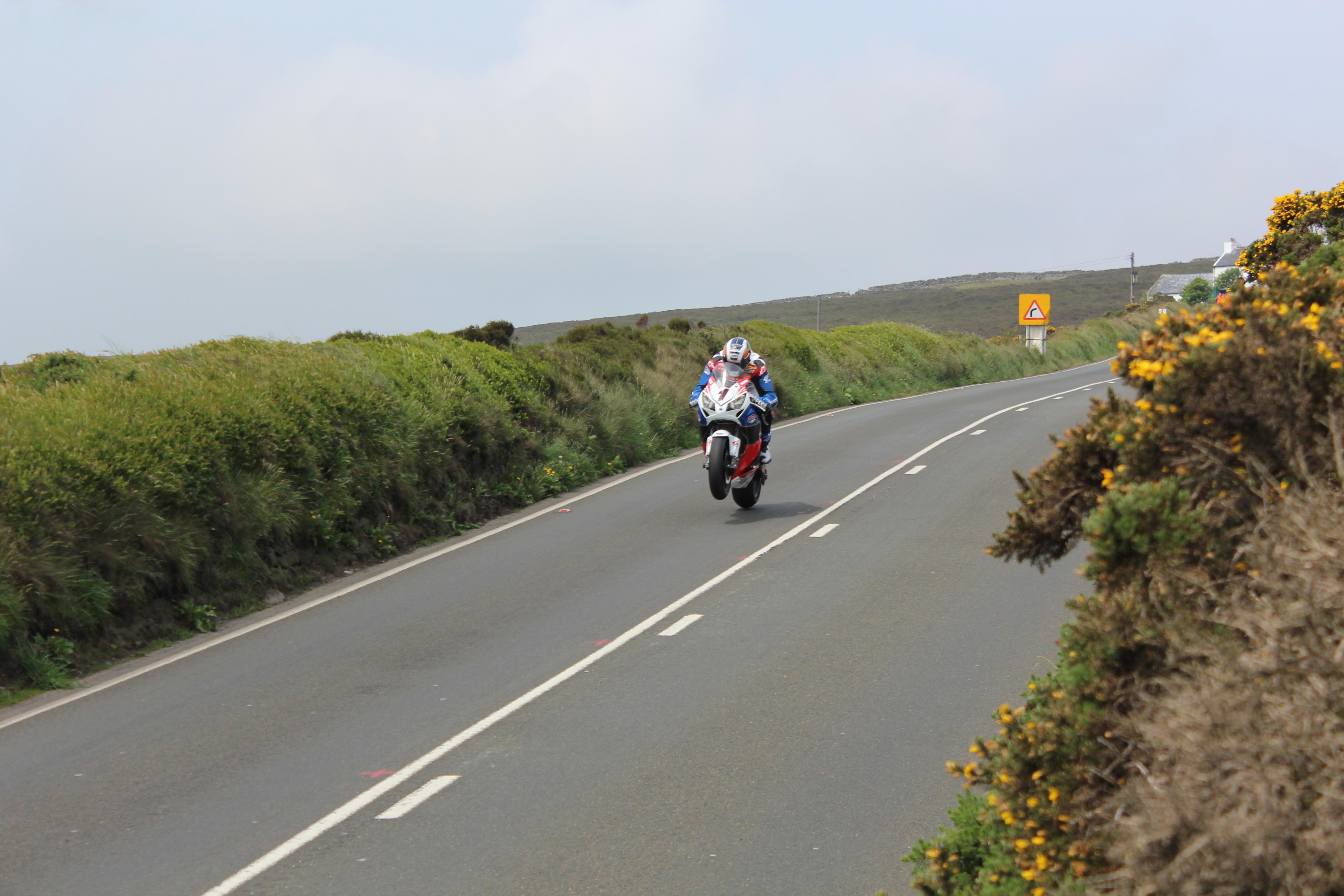 Isle of Man TT Course