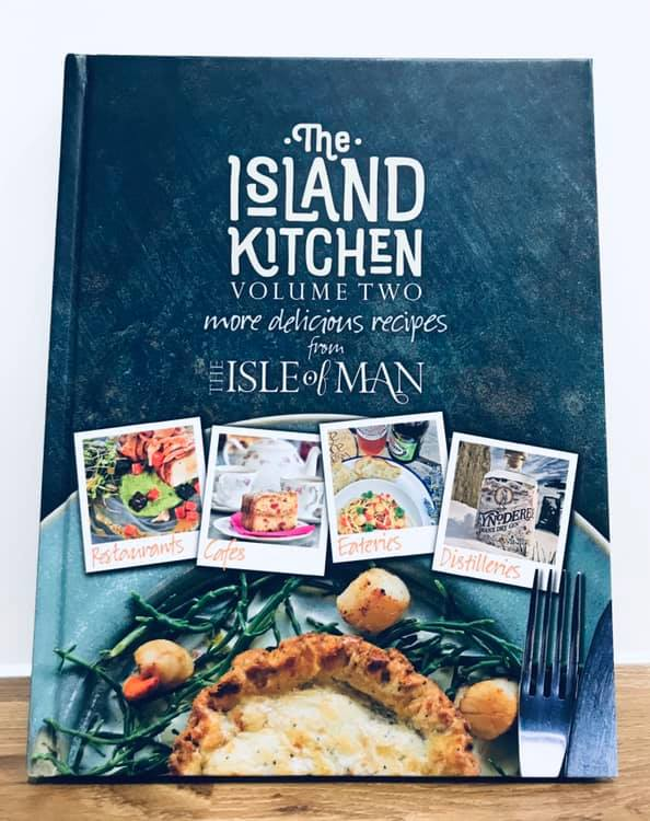 Island Kitchen book