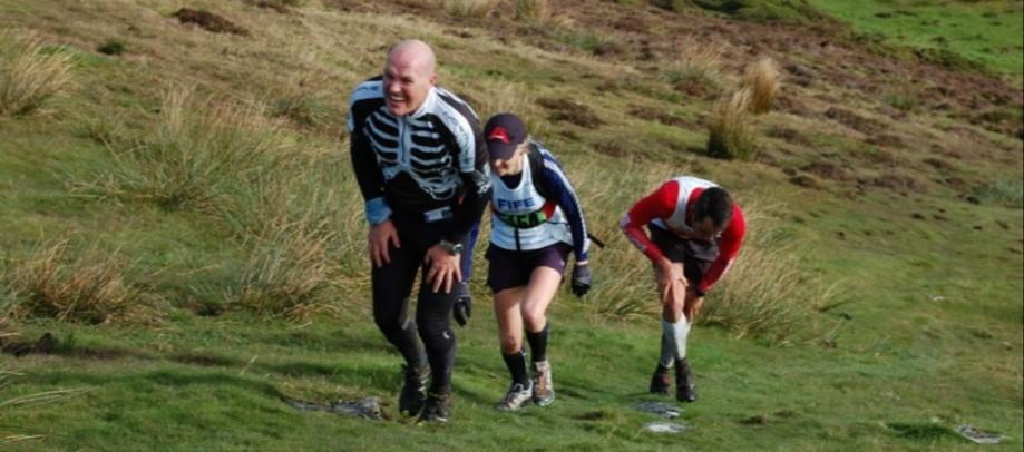 Mountain Marathon Isle of Man