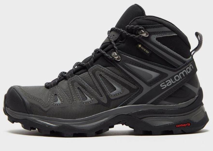 Go Outdoors Salomon Hiking Boots