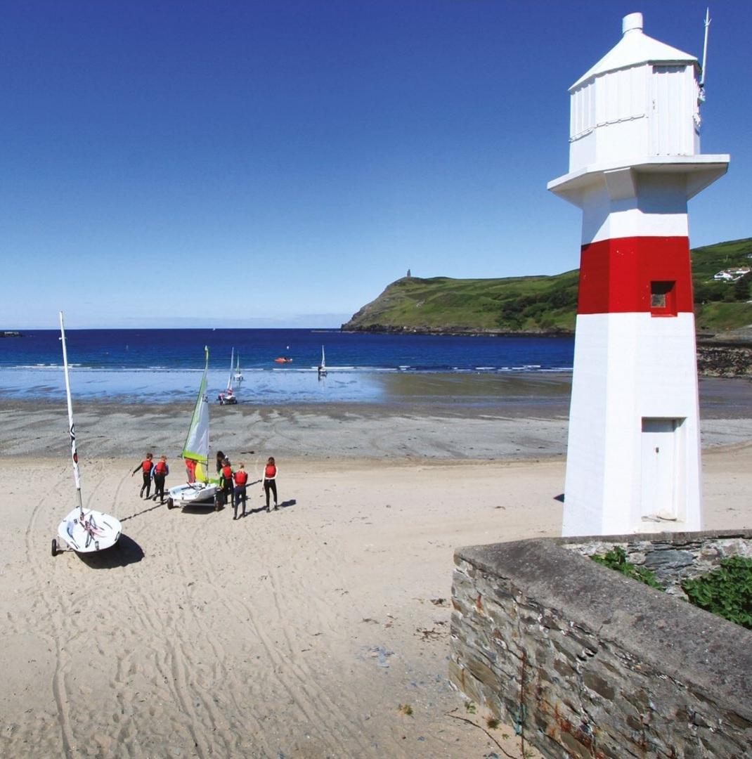 Port Erin lighthouse