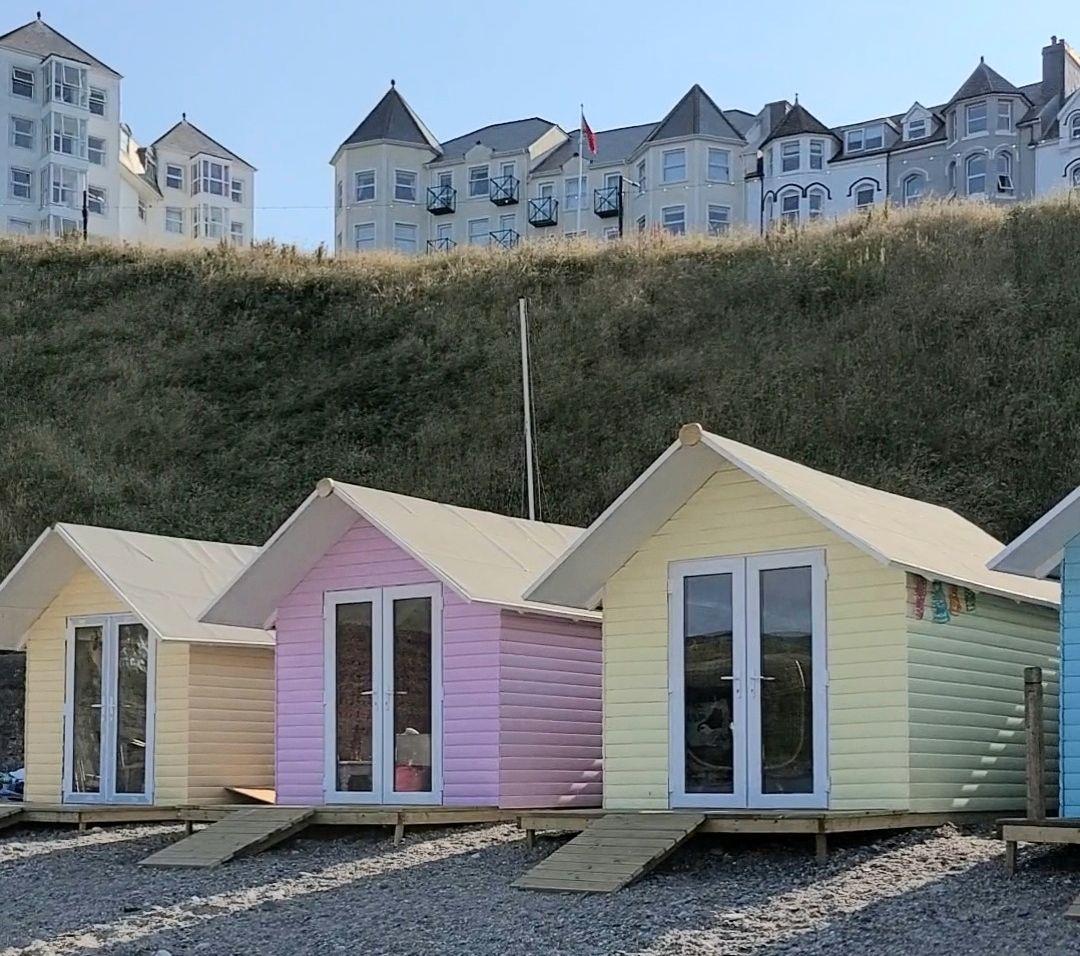 Port Erin Beach Huts