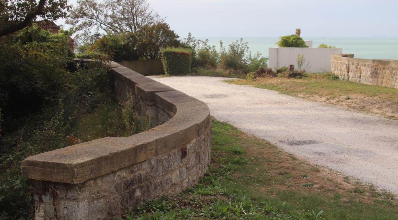 Cliff Road hythe Rail Bridge