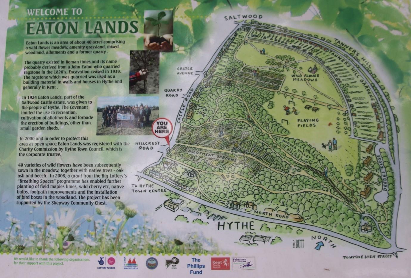 Eaton Lands