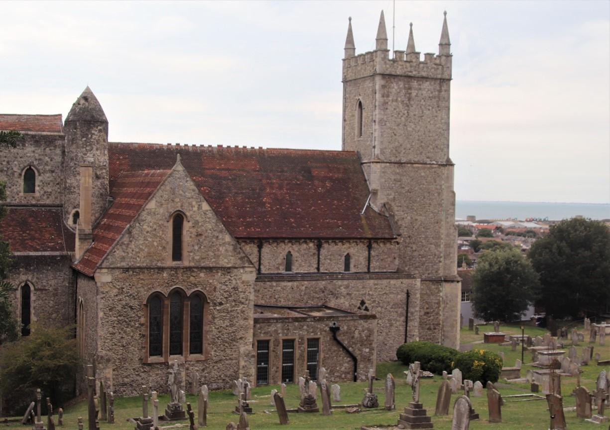 St Leonards Church Hythe