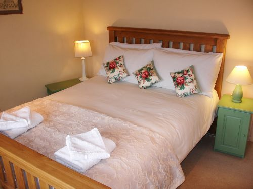 Comfortable Handmade Double Bed and Mattress