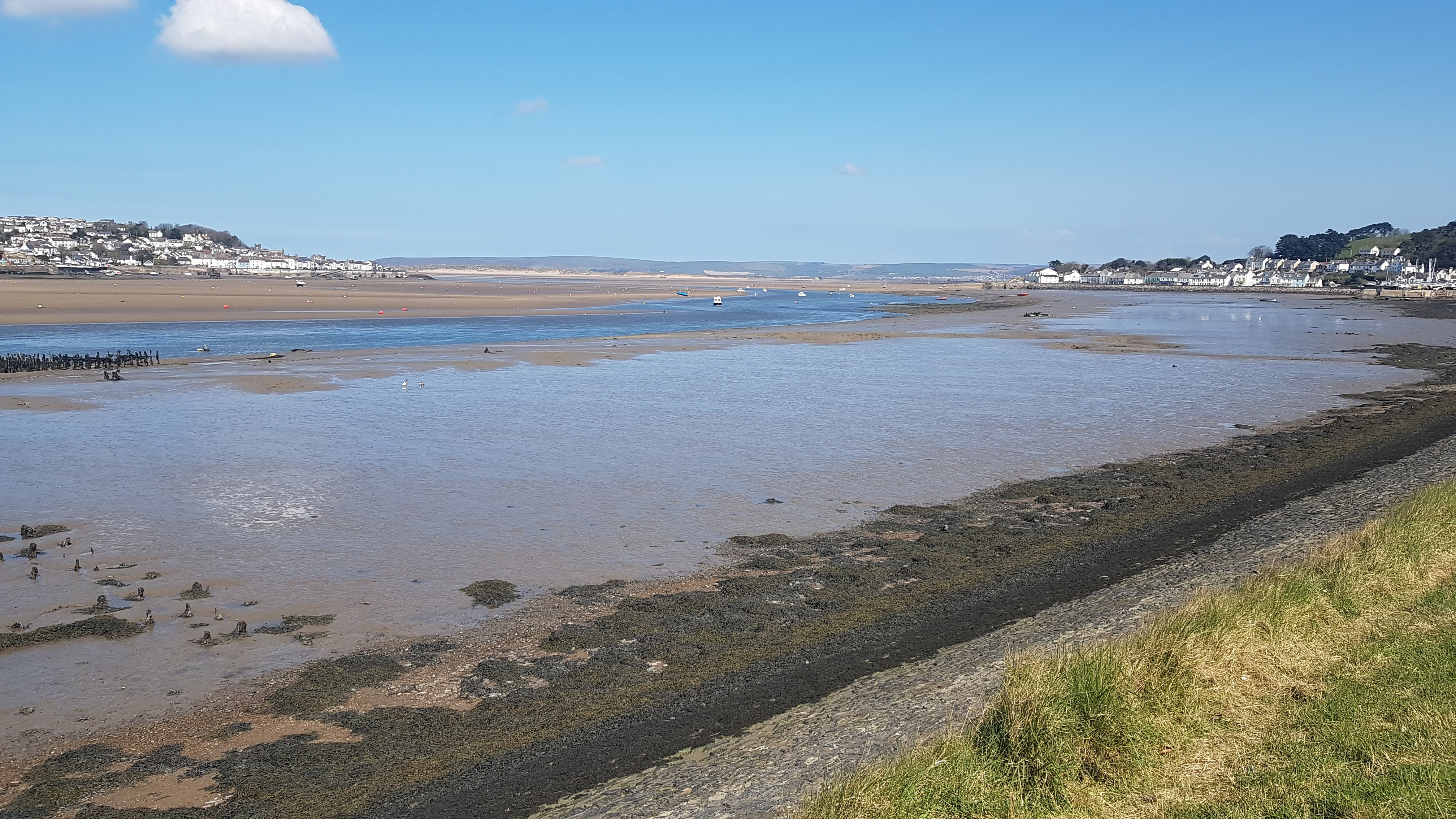 Tarka Trail Instow and Appledore
