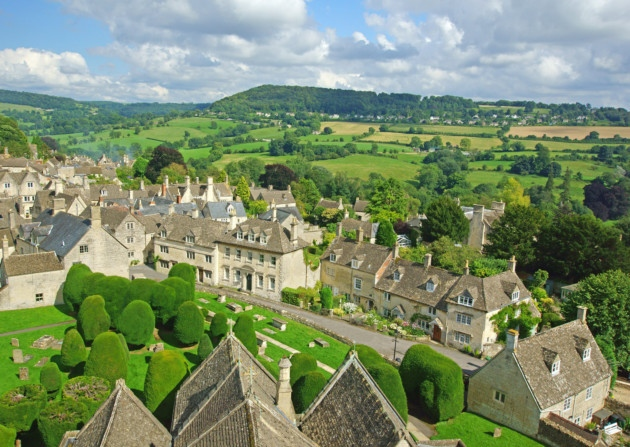 Painswick - Queen of the Cotswolds