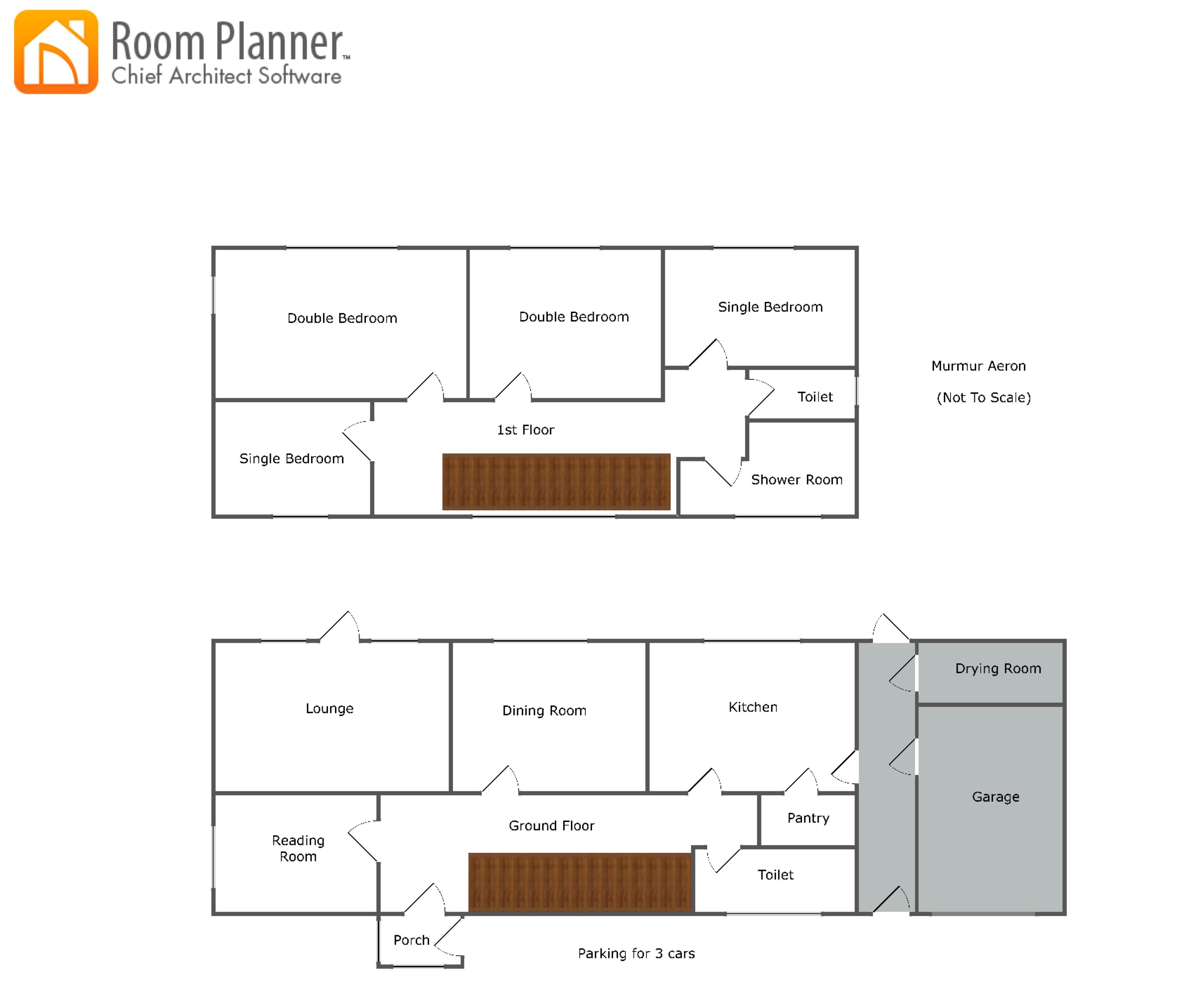 Murmur Aeron Floor Plan